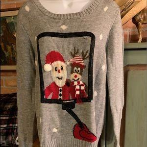 NWOT Christmas Sweater